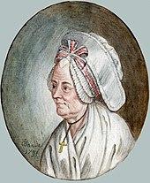 Thérèse Levasseur 1791 (Source: Wikimedia)