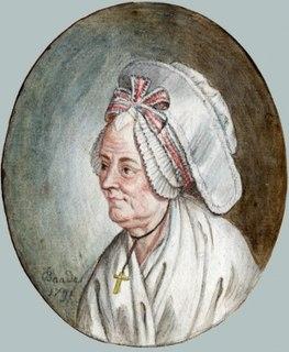 Thérèse Levasseur Domestic partner of Jean-Jacques Rousseau
