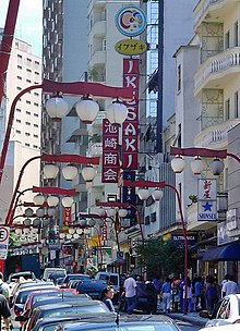 f45fbe0a097 The Liberdade district is a Japantown of São Paulo.
