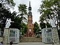 Licheń - Widok kościóła Św. Doroty - panoramio.jpg