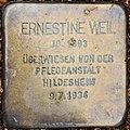 Liebenburg Stolperstein Weil, Ernestine.jpg