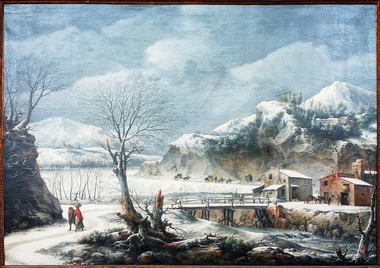 File lille pdba foschi paysage neige jpg wikimedia commons for Paysage
