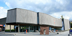 Snøhetta (company) - Lillehammer Art Museum