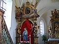 Linden Filialkirche Sankt Maria und Maternus linker Seitenaltar.jpg