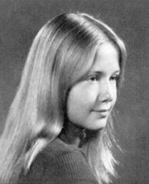 Linnea Quigley - Quigley as a senior in high school, 1976