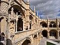 Lisboa, Mosteiro dos Jerónimos, claustro (135).jpg