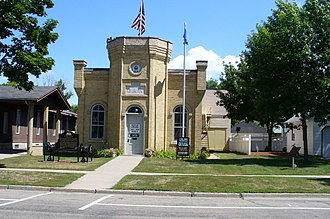 Meeker County, Minnesota - Image: Litchfield G.A.R