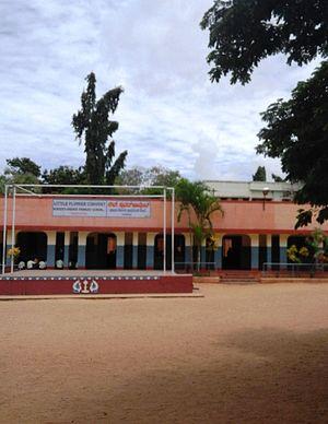 Tirumakudal Narsipur - Little Flower School, T.Narasipur