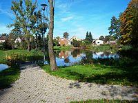 Liudvinavas, parkas prie Šešupės.JPG