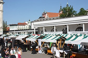 Ljubljana, Markttag, Bild 2.JPG