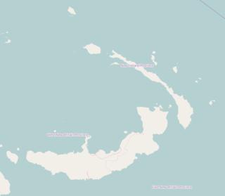 Kait, Papua New Guinea Village in New Ireland Province, Papua New Guinea