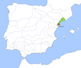Location map Taifa of Tortosa.svg