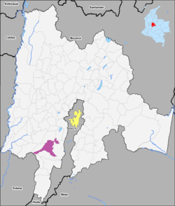 Location of Fusagasugá.png