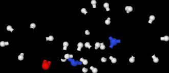 Lofepramine - Image: Lofepramine from xtal 1987 ball and stick