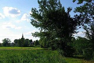 Village in Lublin, Poland
