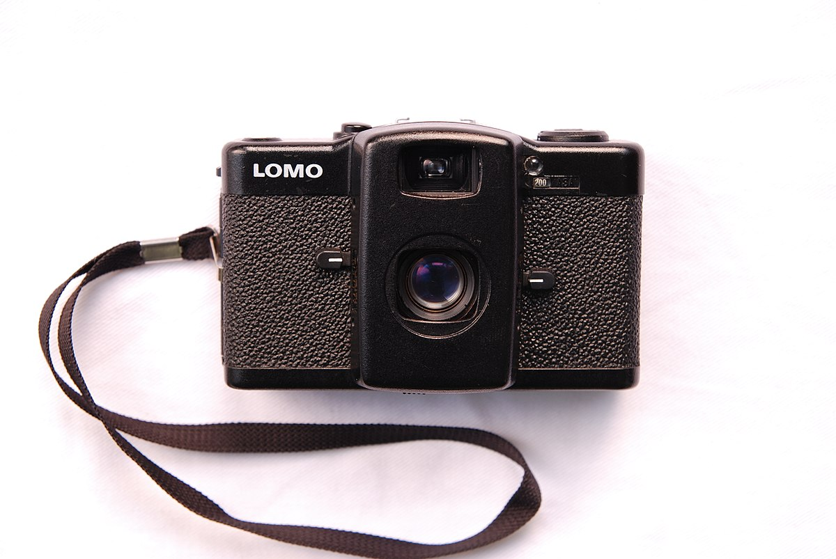 Lomography wikipedia for Camera camera