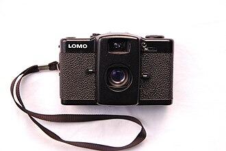 Lomography - The original Lomo LC-A