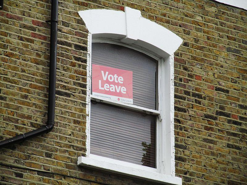 File:London June 13 2016 Vote Leave in Islington Brexit (27576083301).jpg