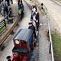 Lord mayor at Abbeydale Miniature Railway.jpg
