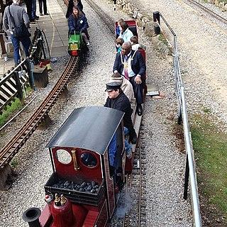 Abbeydale miniature railway