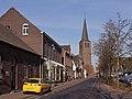 Lottum, de Sint Gertrudiskerk in straatzicht foto8 2015-11-02 12.31.jpg