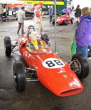 Lotus 20 - Image: Lotus 20