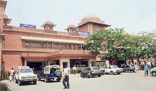 Lucknow Junction railway station