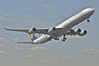 D-AIHC - A340 - Lufthansa