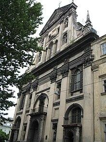 Вулиця Театральна (Львів) — Вікіпедія 42e2a749f4c65