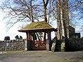Lychgate of Tartaraghan Parish Church - geograph.org.uk - 1517949.jpg