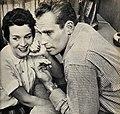 Lydia and Charlton Heston, 1954.jpg