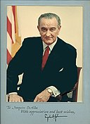 Lyndon B. Johnson: Alter & Geburtstag