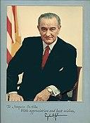 Lyndon B. Johnson: Alter & Geburtstag