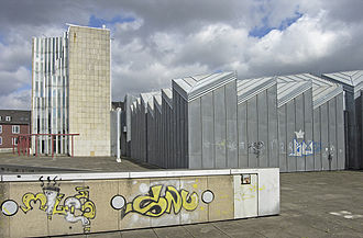 Hans Hollein - Image: Mönchengladbach museum