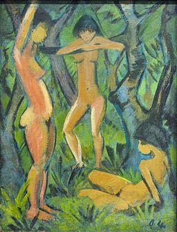 Müller Otto Trzy akty w lesie