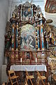 Münsterlingen Klosterkirche Seitenaltar am Chorgitter links 01.jpg