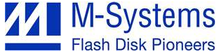 M-Systems Corporate Logo