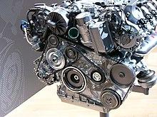 Mercedes Benz M273 двигатель Википедия