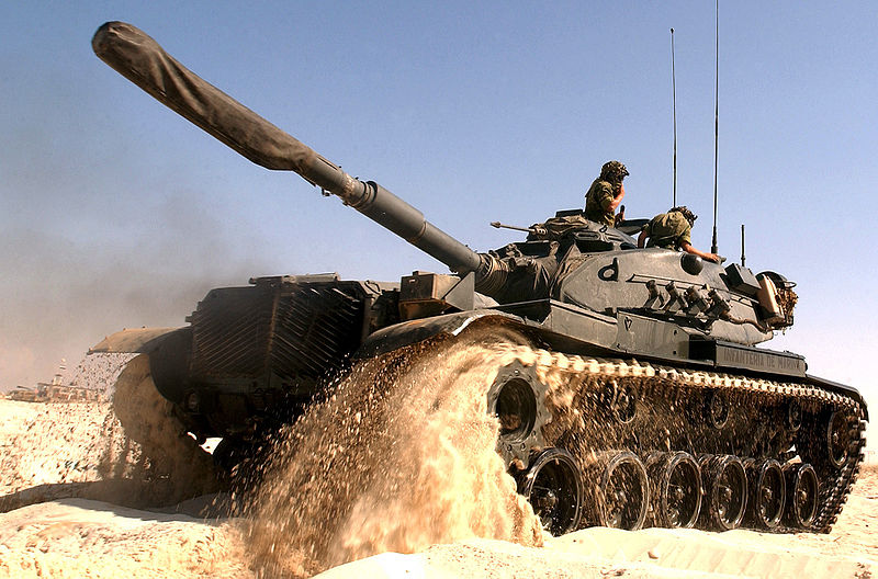 Carro M60A3