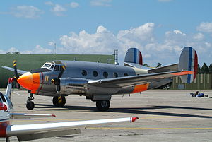 MD.312 Flamant (Flamingo) Orange Air Base open...