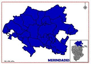 Las Merindades Comarca in Castile and León, Spain
