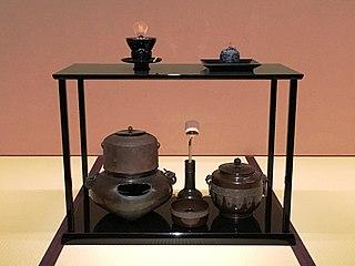 Japanese tea utensils Equipment and utensils used in Japanese tea ceremony
