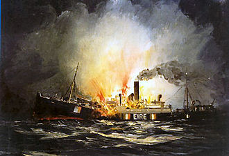 Kenneth King (artist) - Ardmore (National Maritime Museum of Ireland)