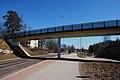 Maaherrantien ylittävä Jokiniementien silta Veräjämäessä.jpg