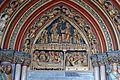 Maastricht, basilica di san servazio, esterno, porta del colle, di epoca protoromanica, restaurata nel xix secolo 02.jpg