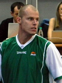 Maciej Lampe at all-star PBL game 2011 (1).JPG