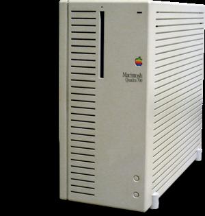 Macintosh Quadra 700 - A Macintosh Quadra 700