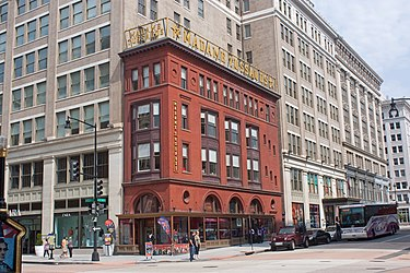 Madame Tussauds, Washington, D.C. 2011.jpg