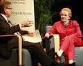 Madeline Albright with Alberto Ibargüen - Flickr - Knight Foundation.jpg