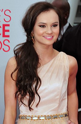 Carroll bij de People's Choice Awards in 2012.